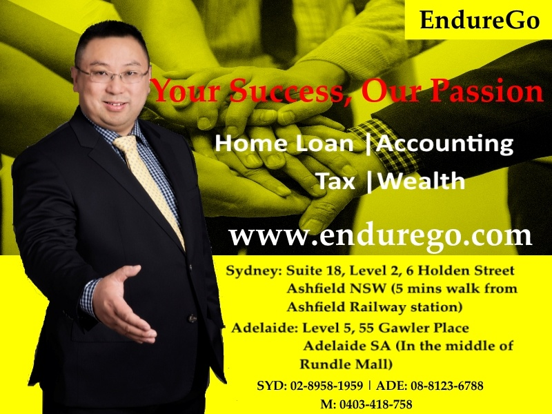 Lowest interest rate with EndureGo