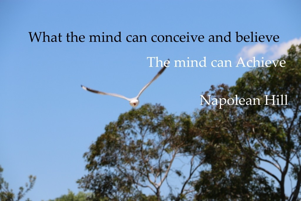 Quote from Napolean Hill
