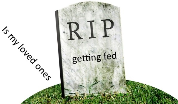 Are your loved ones being fed