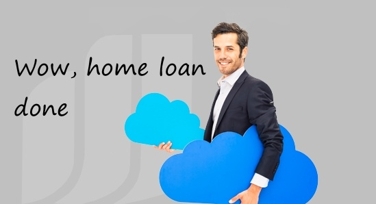 home loan for self employed people